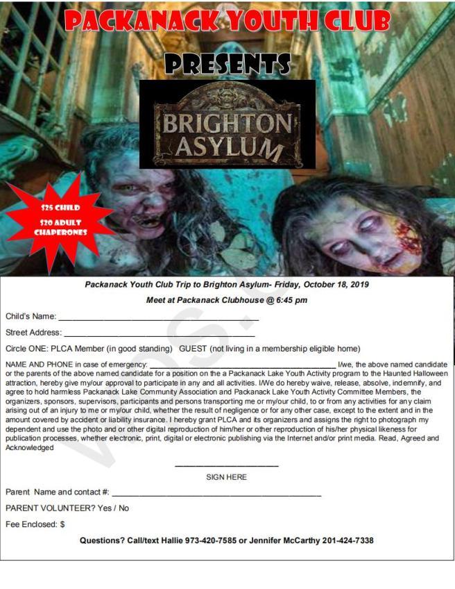 youth club asylum 2019